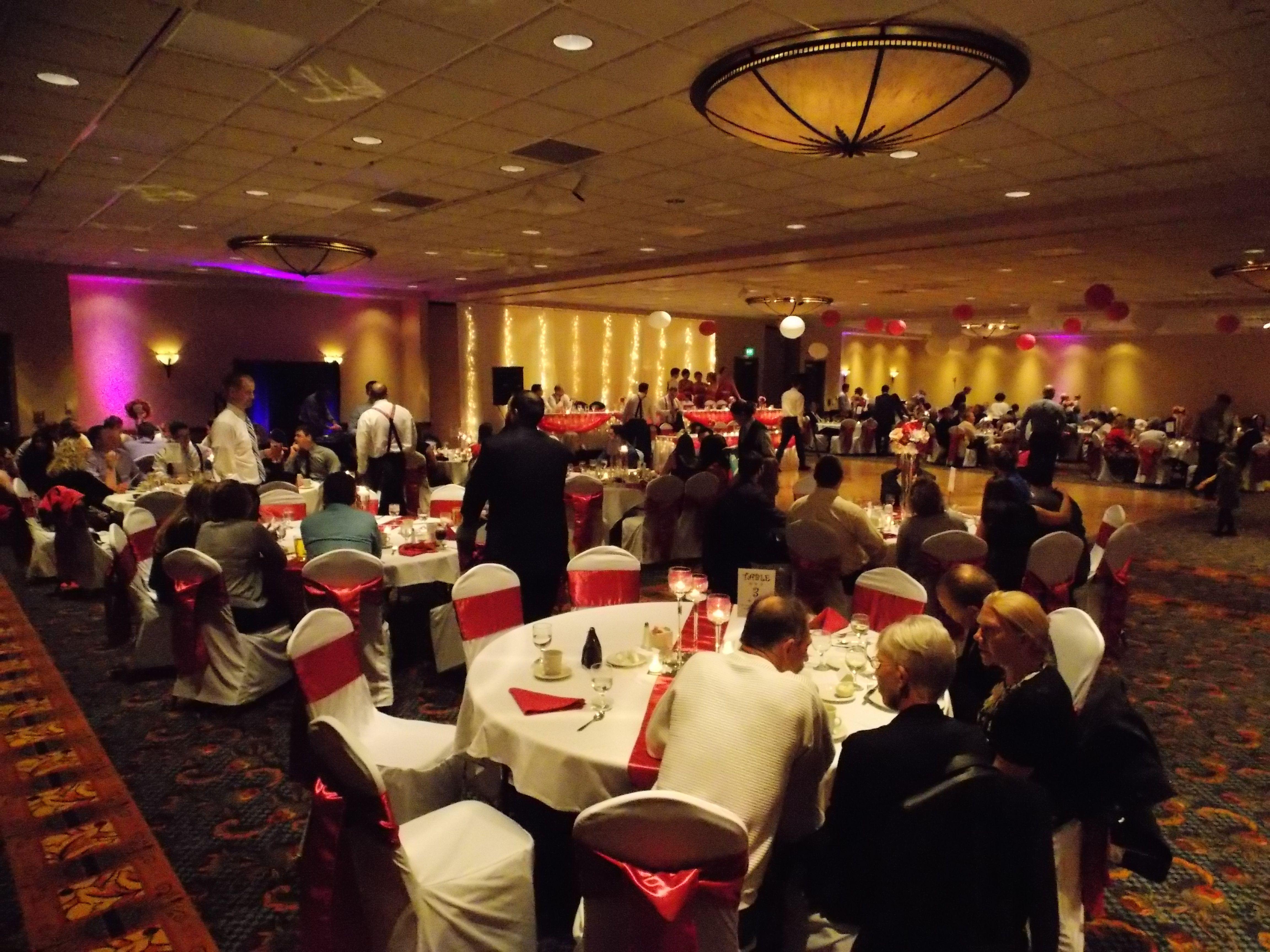 A View Of The Radisson Quad City Plaza Ballroom Davenport Iowa Photo By Marske Music Productions Kirk Marske Dj Emcee Quad Cities Company Party Emcee