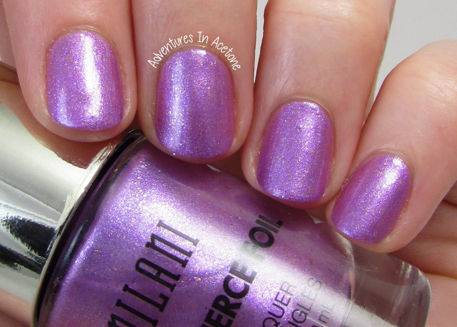 Swatch Sunday: Milani Fierce Foil Collection