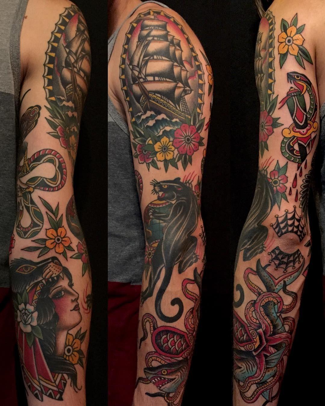 Image Result For Traditional Tattoo Sleeve Mangas Del Tatuaje Tradicionales Tatuajes Tradicionales Tatuaje Yakuza