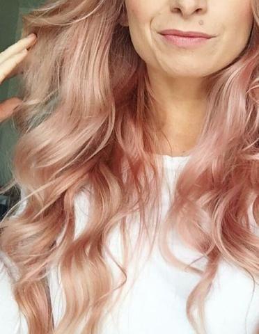 ROSE Hair Color : Demi & Permanent Hair Color Options -- | Beautiful ...