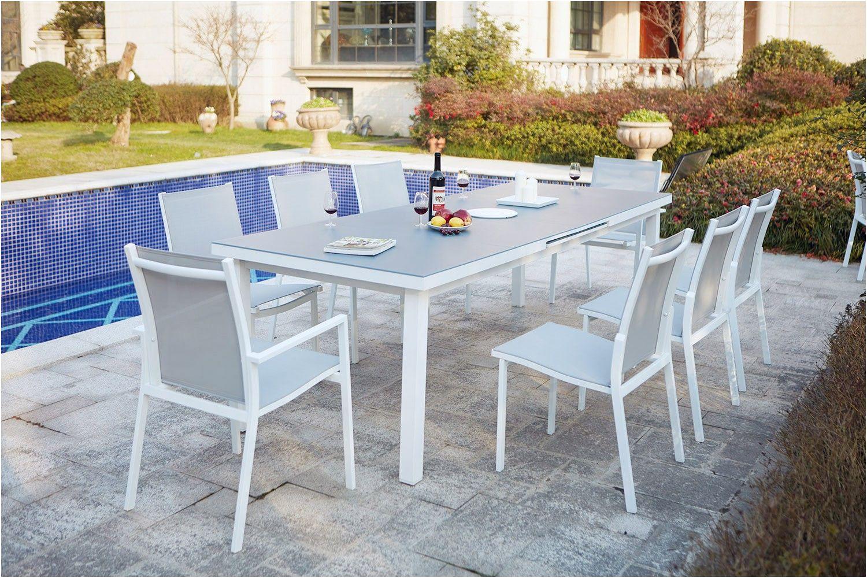 8 Amusant Table Aluminium De Jardin Stock Dengan Gambar