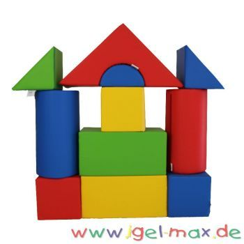Schaumstoff Bausteine Kinderzimmer : schaumstoffbausteine softbausteine riesenbausteine ~ Watch28wear.com Haus und Dekorationen