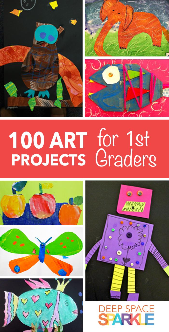 First Grade Deep Space Sparkle Kindergarten Art School Art Projects Art Lessons Elementary [ 1376 x 700 Pixel ]