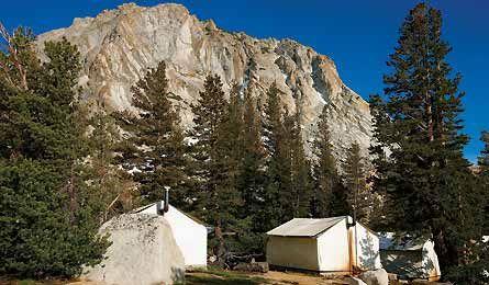 Hike Yosemite's granite-rimmed loop.