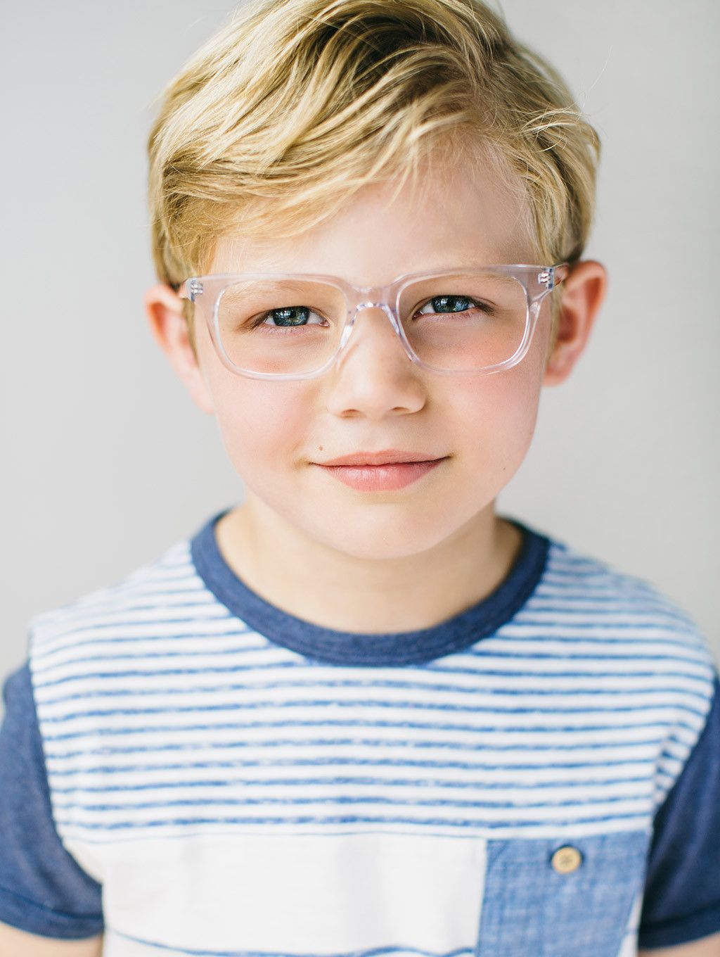 Limited Edition Kids Glasses The Jonas Clear Sages New Glasses