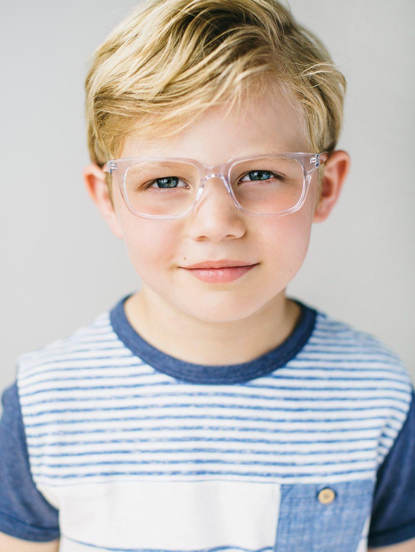 9e63373605 Jonas-Clear-Rectangular-Boys-Glasses-by-Jonas-Paul-Eyewear