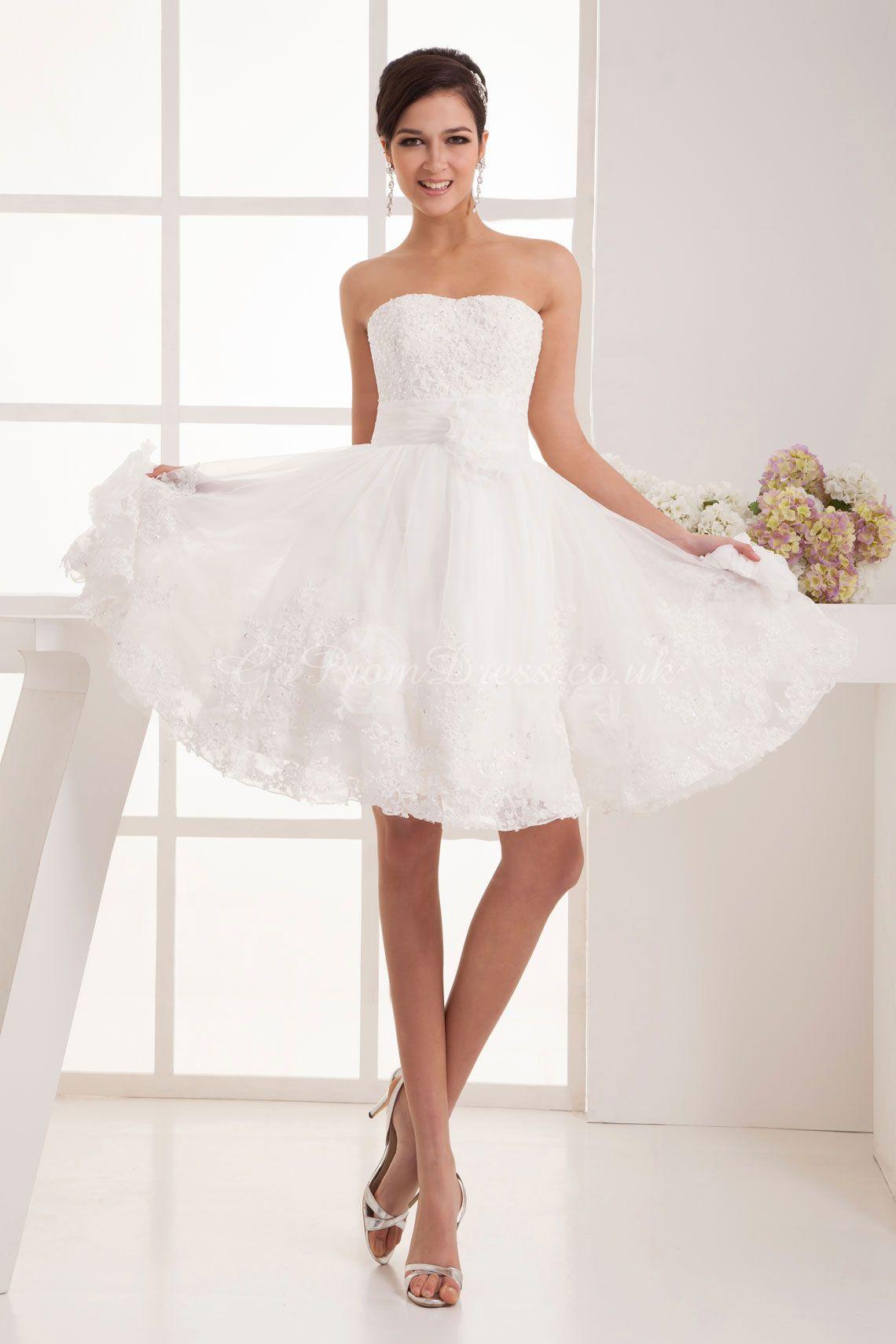 42++ Tulle strapless a line wedding dress info