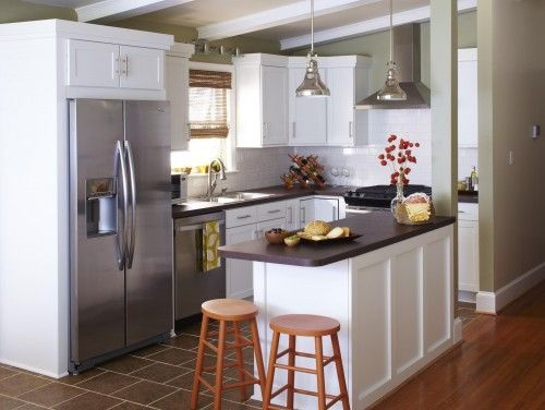3 3 Big Kitchen Style On A Small Budget Traditional  For The Endearing Kitchen Design Low Budget Decorating Inspiration