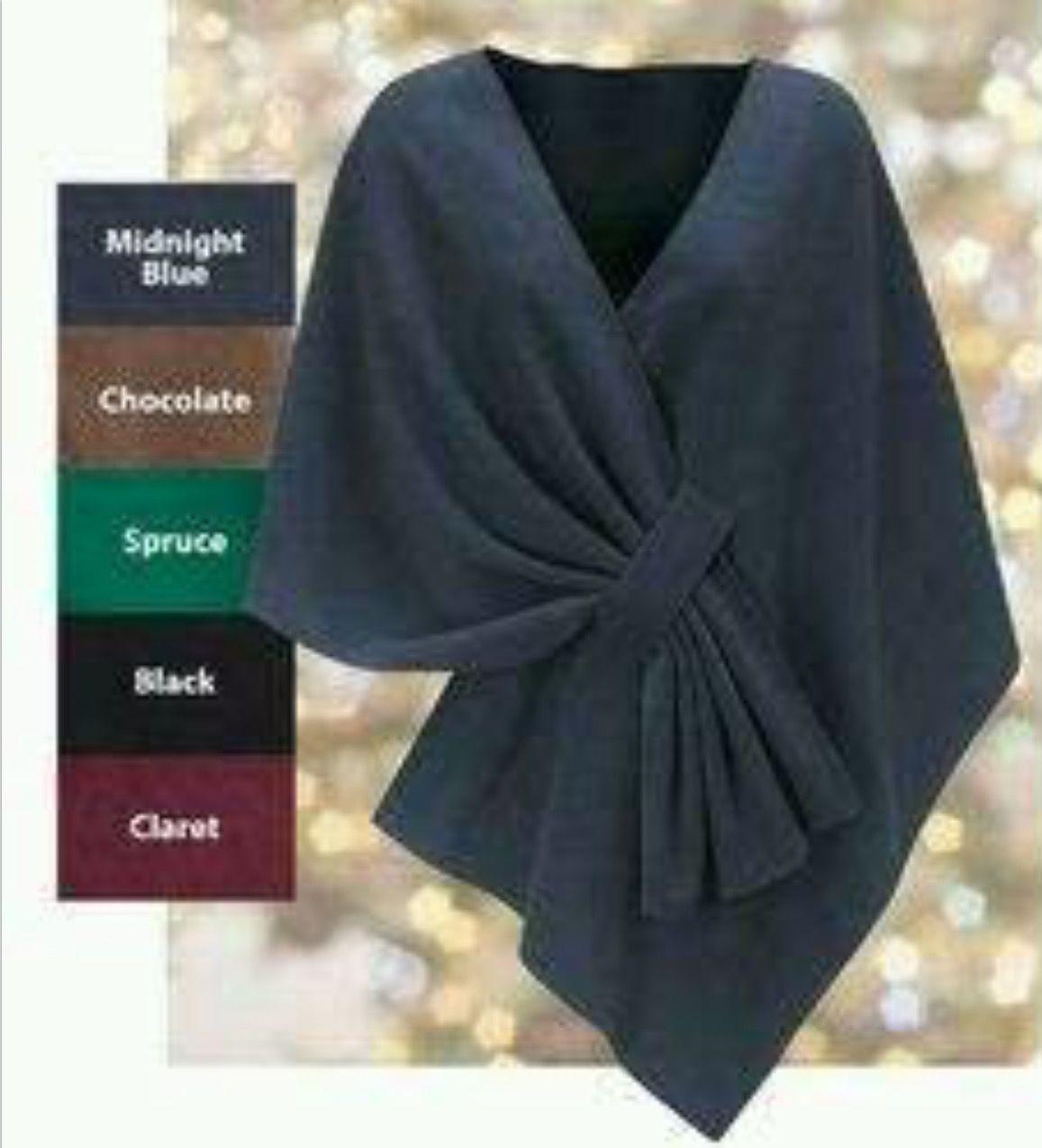 Perfect wrap for my layers. | Stylish | Pinterest | Nähen, Textilien ...