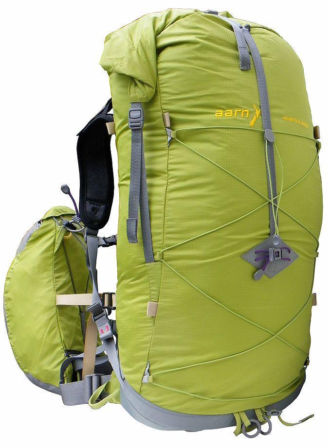 Aarn Mountain Magic Ultralite Backpack u0026 Tr&ing Pack  sc 1 st  Pinterest & Aarn Mountain Magic Ultralite Backpack u0026 Tramping Pack | gear ...