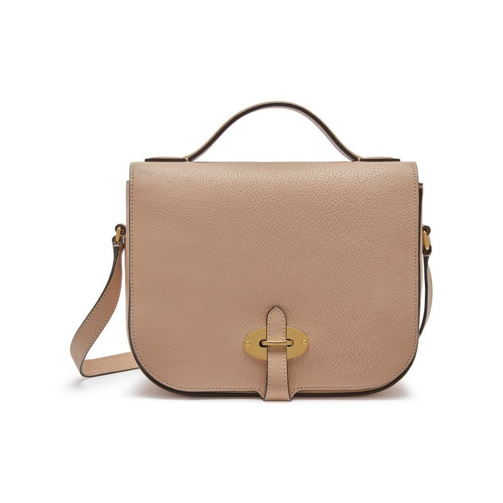 Shop the Tenby Satchel Bag in Rosewater Textured Calf Leather at Mulberry.com.  The fc27898afe