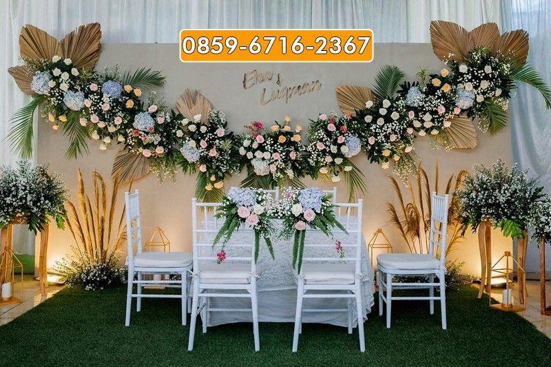 New Normal Bingung Cari Vendor W O 0859 6716 2367 Call Wedding Planner Blitar Pernikahan Kecil Lamaran Pernikahan Dekorasi Pernikahan Elegan