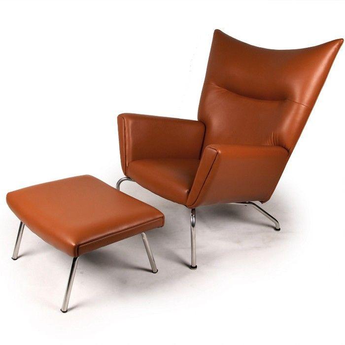 Carl Hansen CH445 Wing Chair Hans J.Wegner Wingchair CH445 ch445 Lounge  Chair