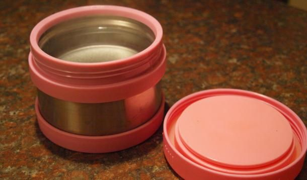 How to keep your thermos warm until lunchtime lunches food and how to keep your thermos warm until lunchtime fill thermos with hot water let sit empty and dry then fill with hot food item forumfinder Choice Image