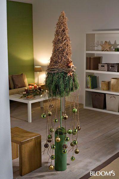 Die 34 besten Bilder zu Bäume floristisch selbst gemacht - diy | Weihnachtsdekoration, Weihnachten, Weihnachtsbasteln