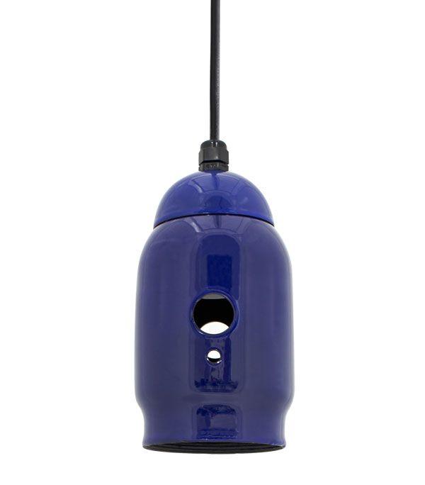 Ivanhoe™ Mig Industrial Porcelain Pendant | Mini Pendant Light