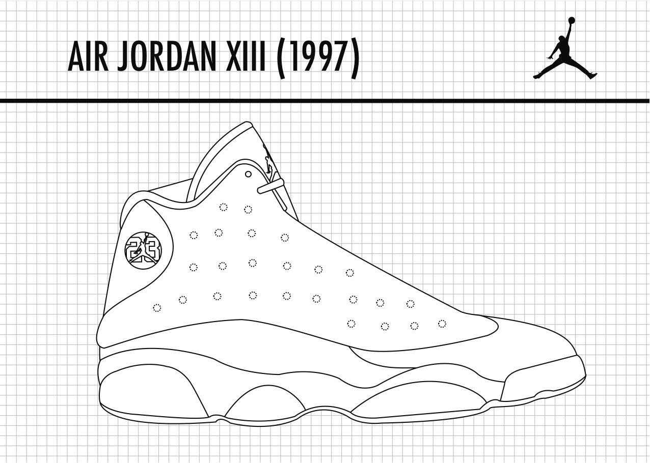 Mis Zapas Templates Ebook Sole Collector Michael Jordan Art