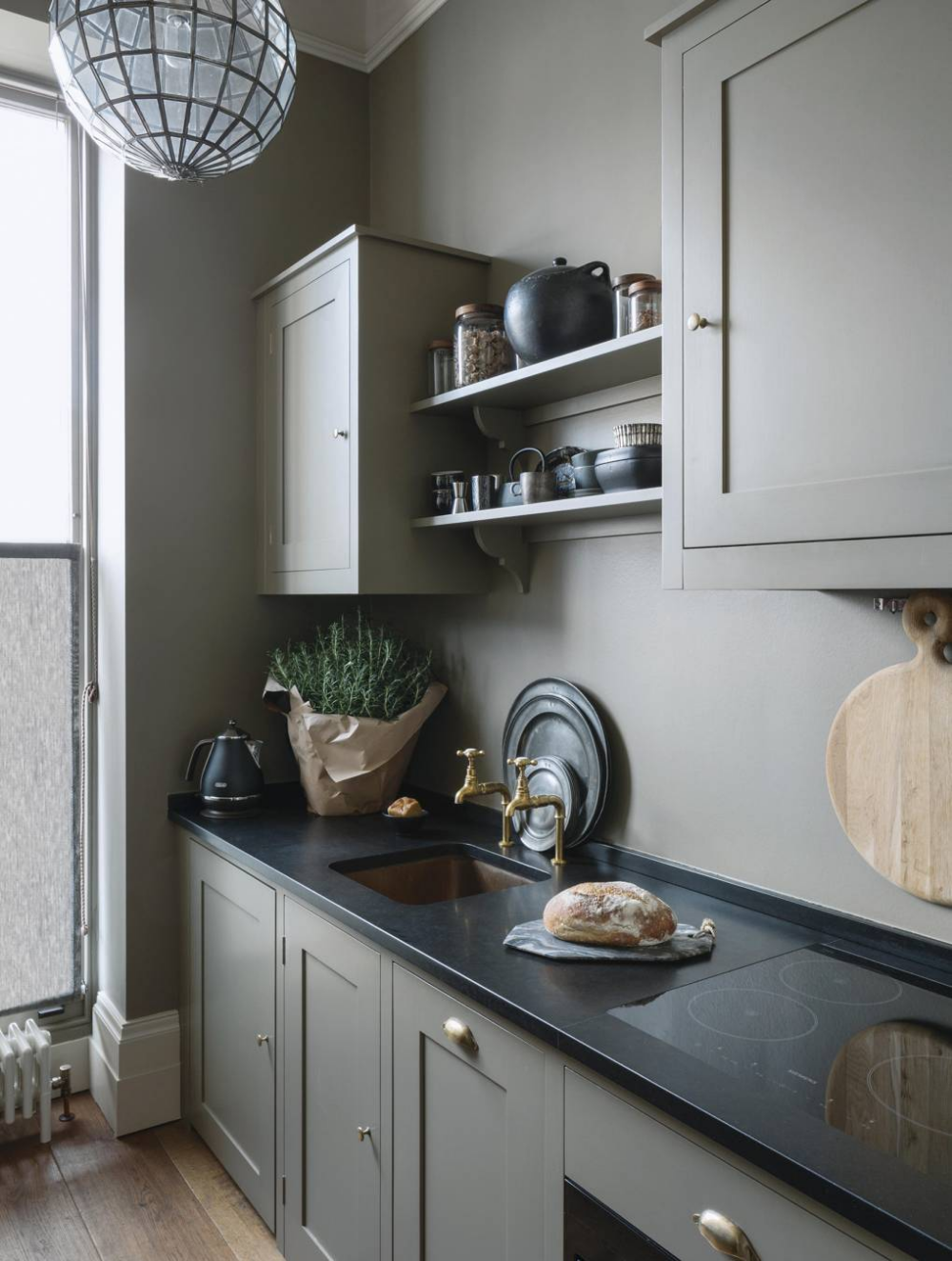 Flat Kitchen Designs: Rui Ribeiro's Calm, Contemporary West London Flat (With