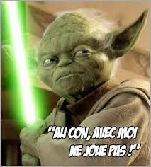 Yoda Drole Recherche Google Film Star Wars Star Wars Maitre Yoda