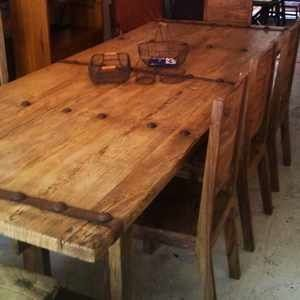 Room Culture Collection Dining Table Table Rustic Dining Table