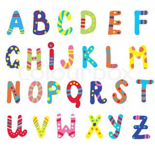 how to write abc letters