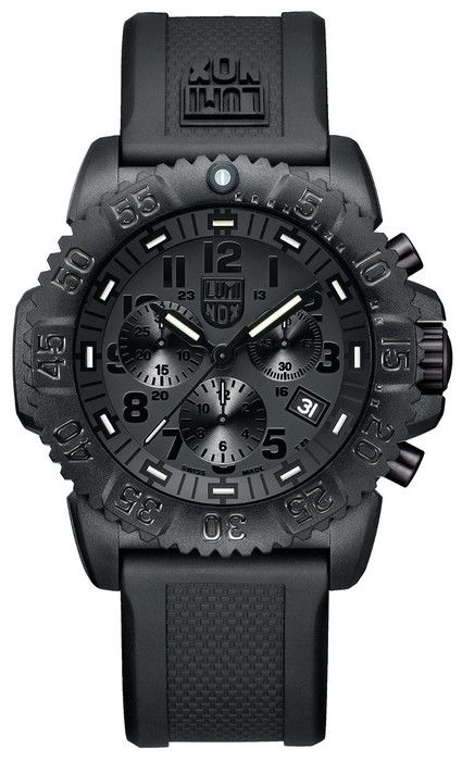 Navy SEAL Colormark Chronograph - 3081.BO picture  086caa9a74f