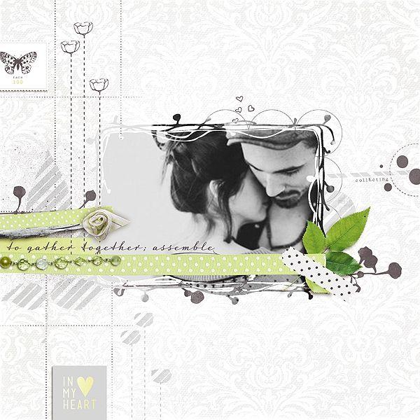 together by Shayenne @kari alissa Peas in a Bucket