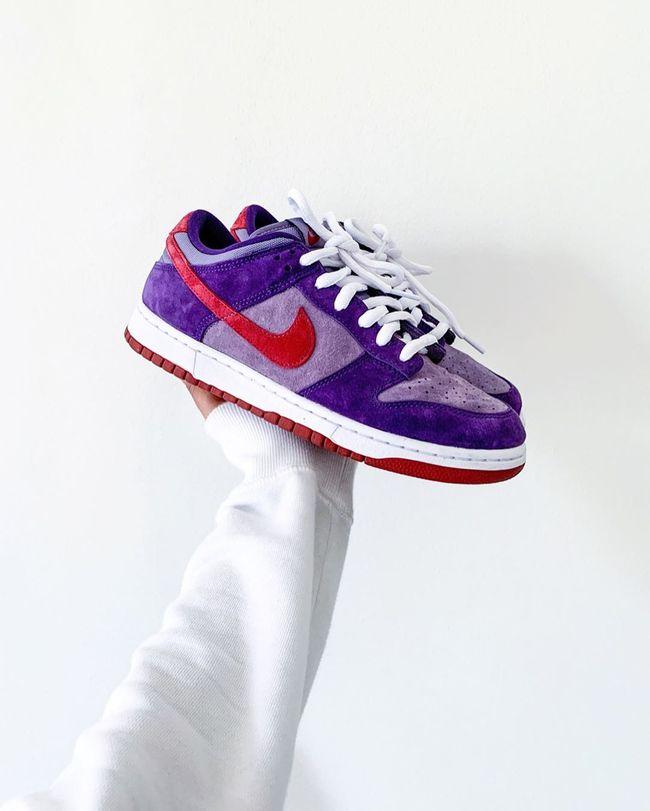 Dunk Low Plum   Nike dunks, Nike sb, Nike font