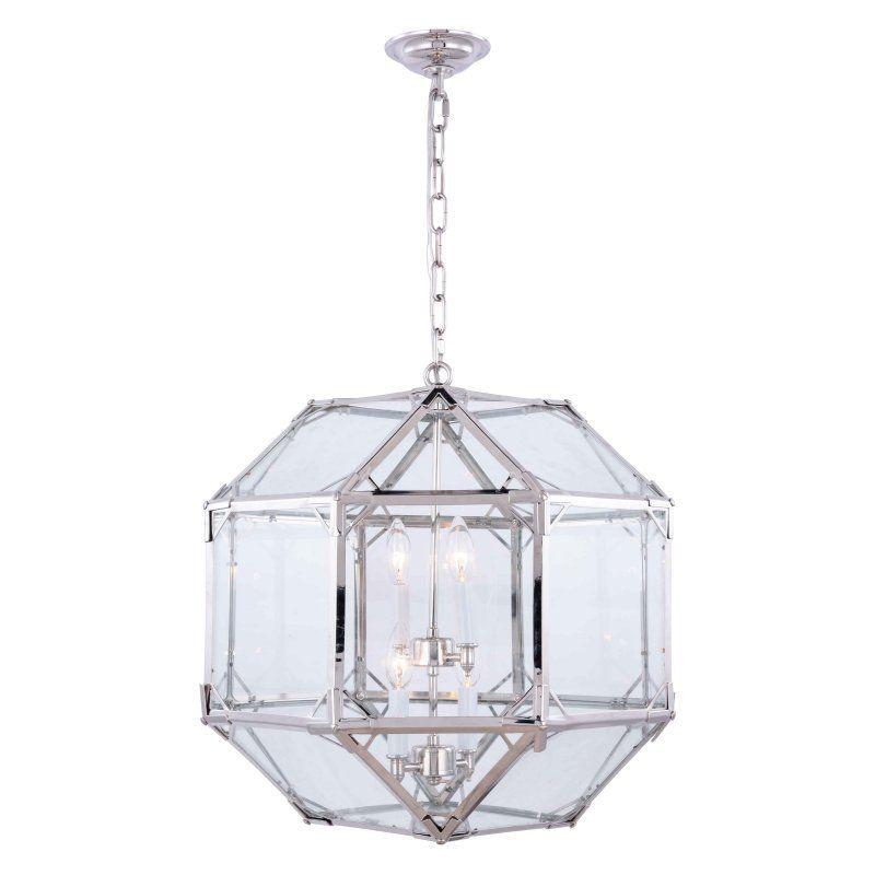 Elegant Lighting Gordon 1514D19 Pendant Light - 1514D19