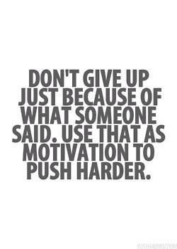 Motivation for Life on Twitter