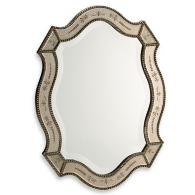 Buy Uttermost Oval Felicie Wall Mirror From Bed Bath Beyond