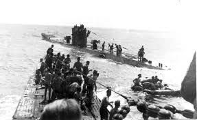 Resultado de imagem para submarinos alemães da segunda guerra mundial