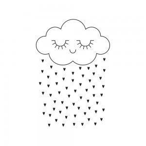 Tattoo tenderness cloud zu boutique doodle art heart sketch rain also best clip images in rh pinterest