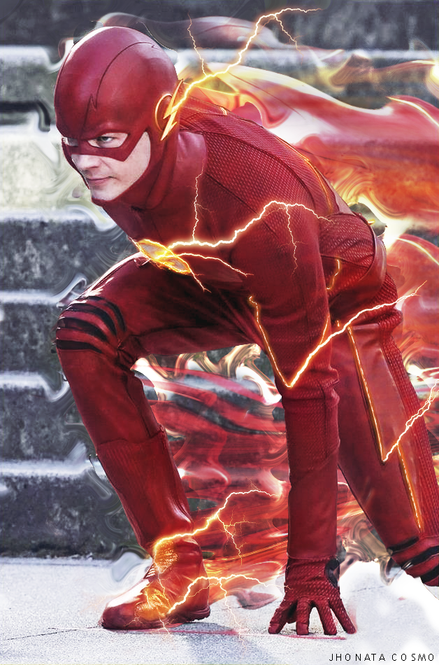 The Flash Barry Allen Grant Gustin Appeared In 2 Episodes Of Arrow S Season 2 Description From Pinterest Com I Sea Flash Barry Allen Flash Comics Kid Flash