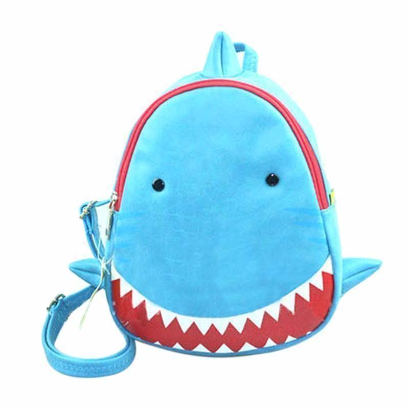 Kids Shark Animal Mini School Backpack
