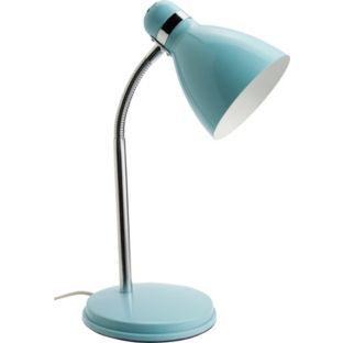 Buy colourmatch desk lamp jellybean blue at argos your buy colourmatch desk lamp jellybean blue at argos your online aloadofball Image collections