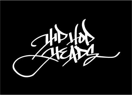 Urban Calligraphy: Hip Hop Heads Logo | Hip hop logo, Hip hop font, Hip hop art