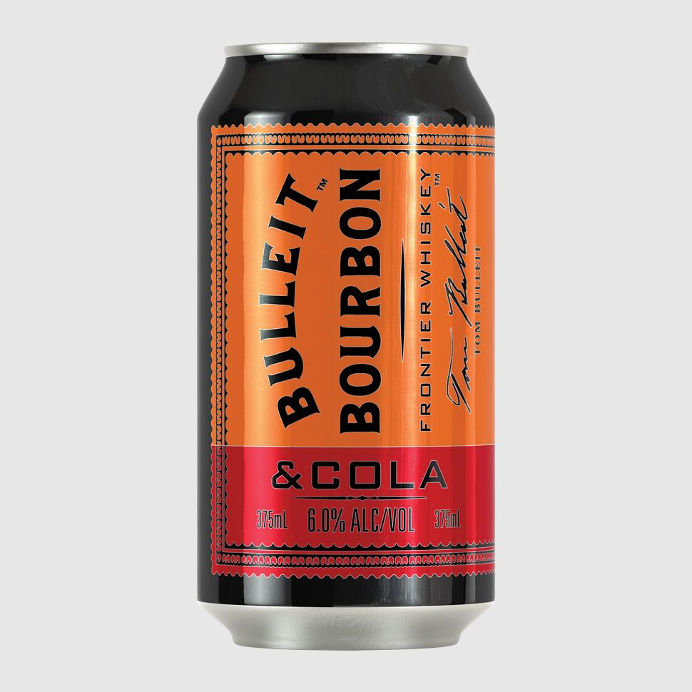 Bulleit And Cola Alcohol Packaging Design Alcohol Packaging Bulleit Whiskey