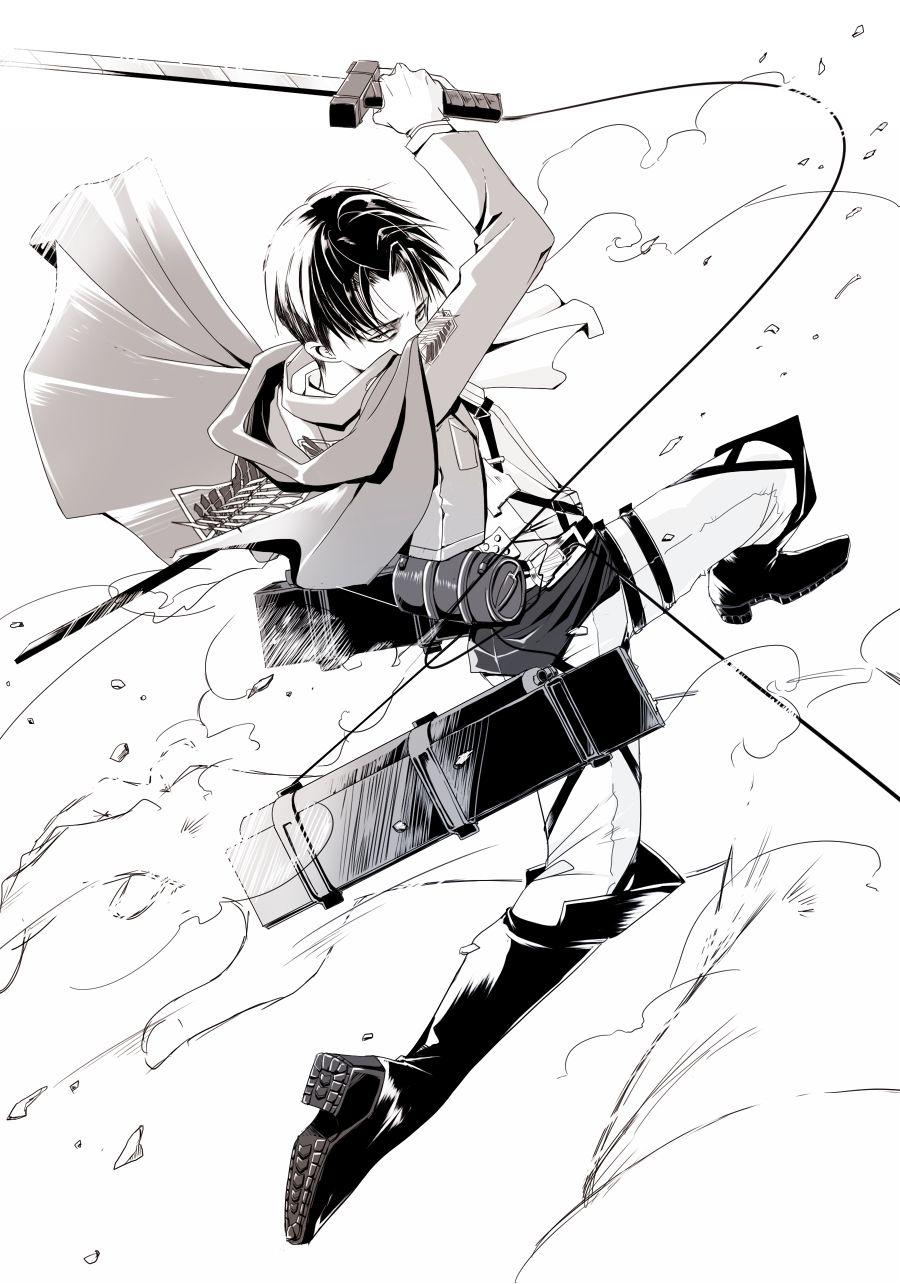 Levi 1502917 Attack On Titan Levi Levi Ackerman Attack On Titan Anime