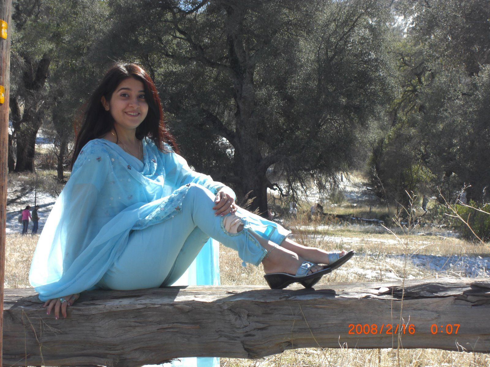 Image detail for -Girl in Blue | Pakistani Girls