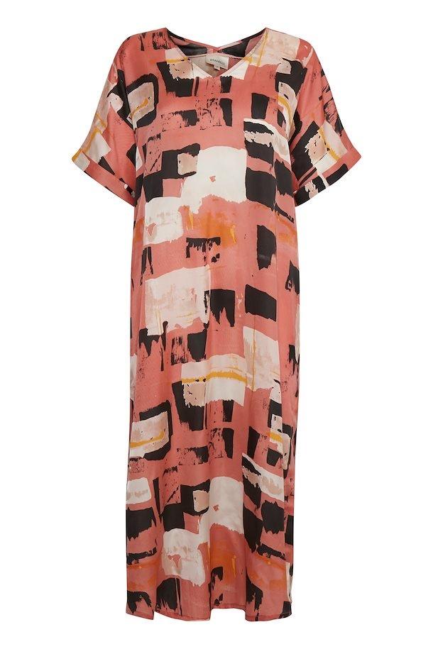 Dunkelrosa/weiß Kleid von Dranella – Shoppen Sie Dunkelrosa/weiß Kleid ab Gr. XS-XXL hier