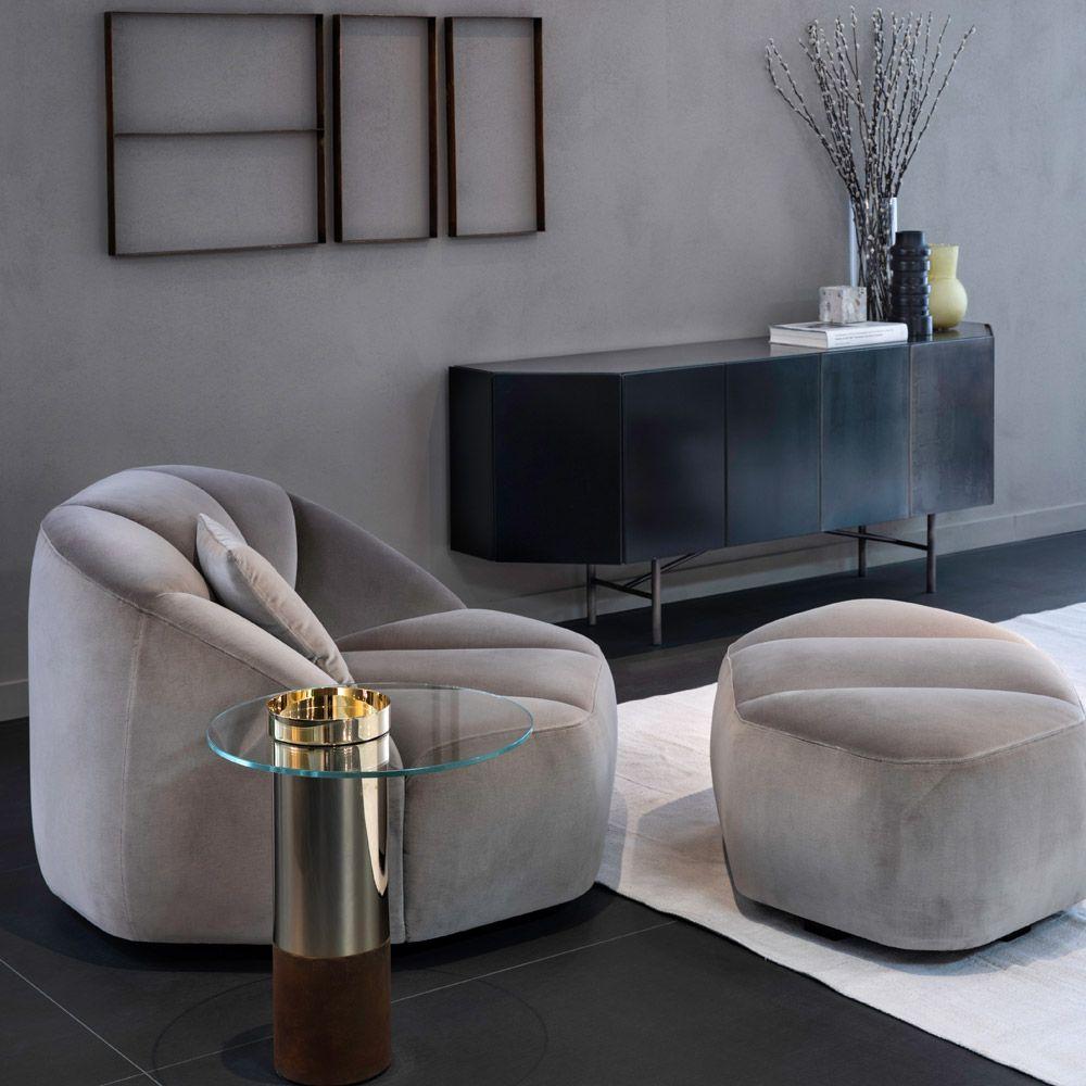 Cloud Casarredo Interior Furniture Coffee Table Audrey Sofa [ 1000 x 1000 Pixel ]