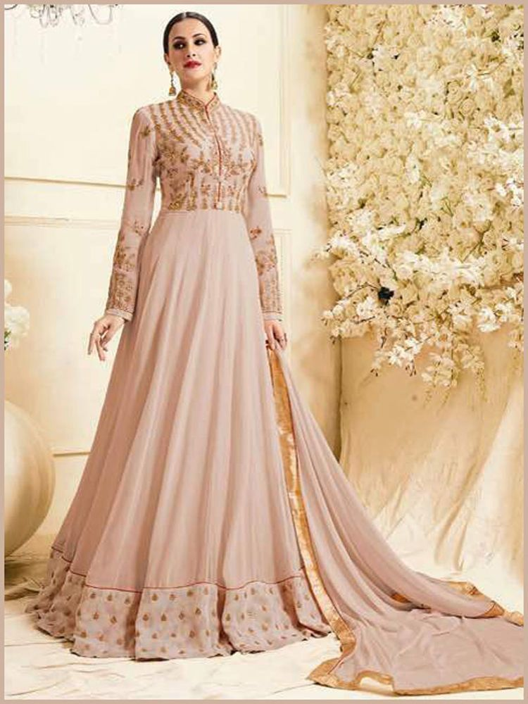 New Party Wear Gown Indian Stylish Designer Bollywood Fancy Look For