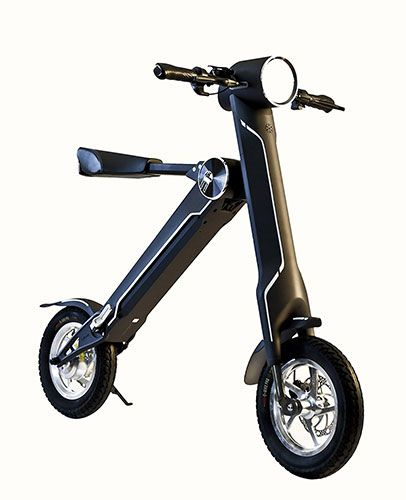 Best Electric Scooter For Commuting >> Best Electric Scooters For Commuting 3 Ebyke Folding Electric Bike