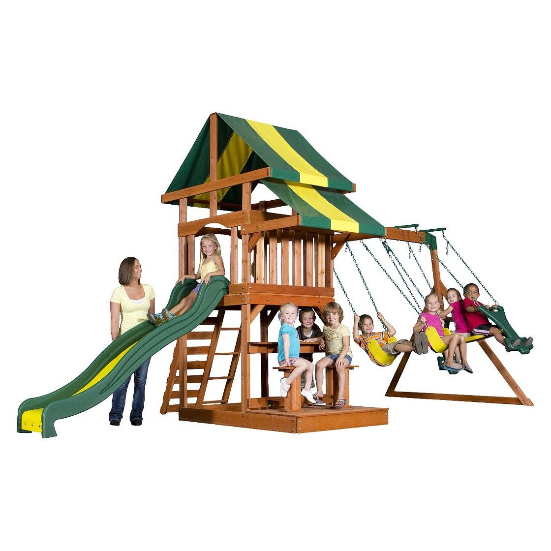 TargetBackyard Discovery Independence All Cedar Wooden
