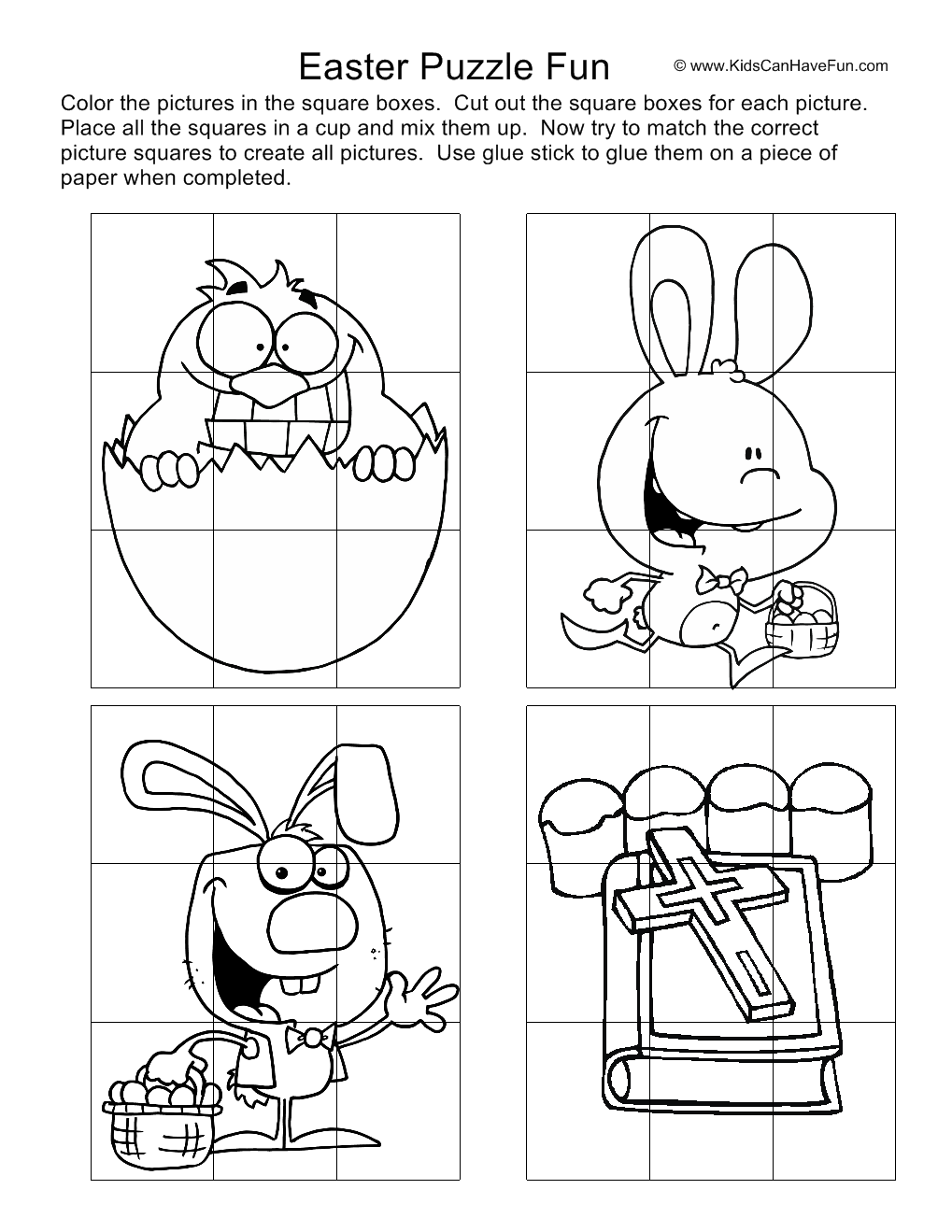 Easter Activities For Grade 1 And 2 | Easter | Pinterest | Easter ...