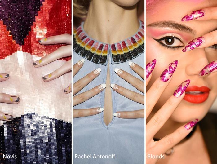 Nail Art Trends Winter 2017- HireAbility