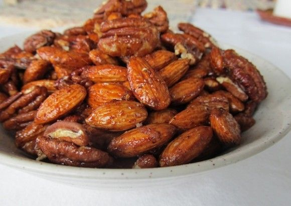 Maple Spiced Nuts - The Most Addicting Snack In The World