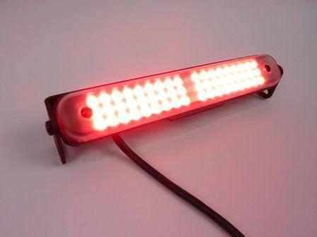 Our New Light Bar S Led High Powered With With Modulating Brake Light Progressive Amber Turn Signals New Smart Brake Tech Bar Lighting Lighting Inc Bar Led