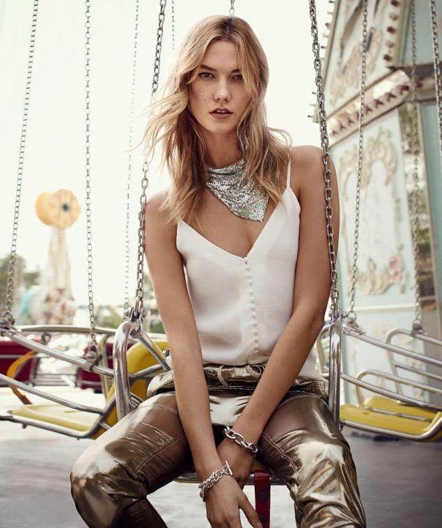 Un día en Barcelona con Karlie Kloss, la top model del momento